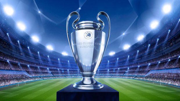 Champions League 2017/18 Schedule