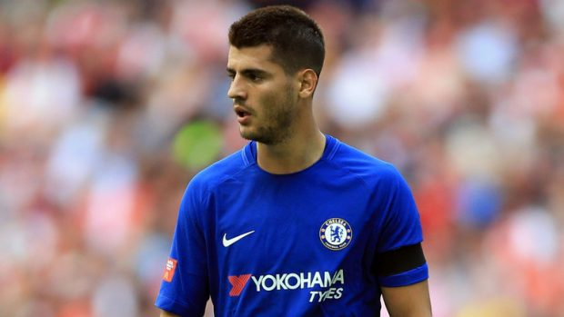 Chelsea new players 2017-2018 - Alvaro Morata