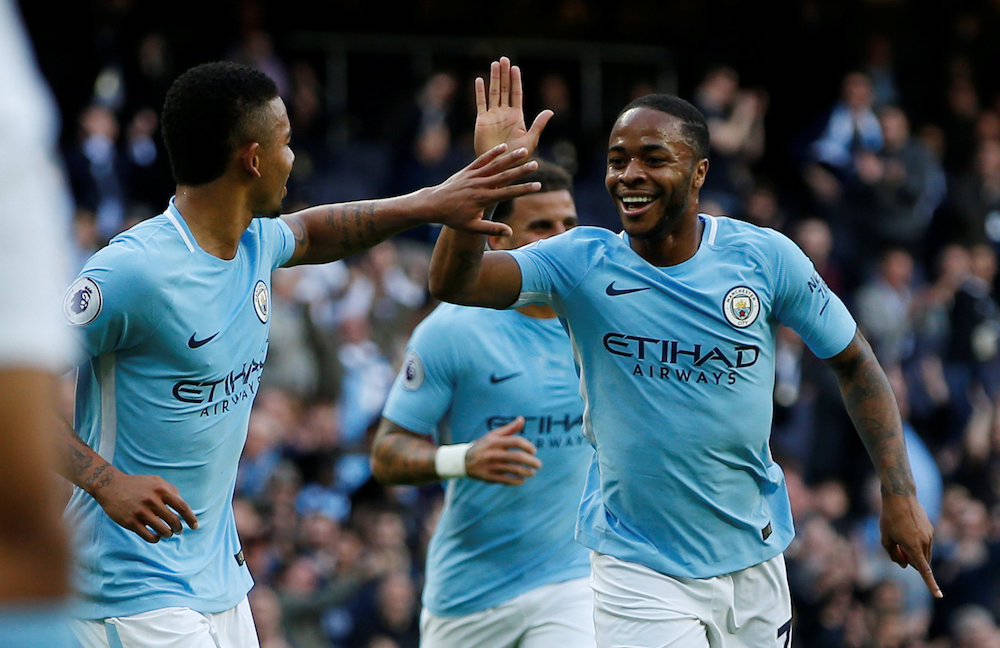 Manchester City Players Income 2018