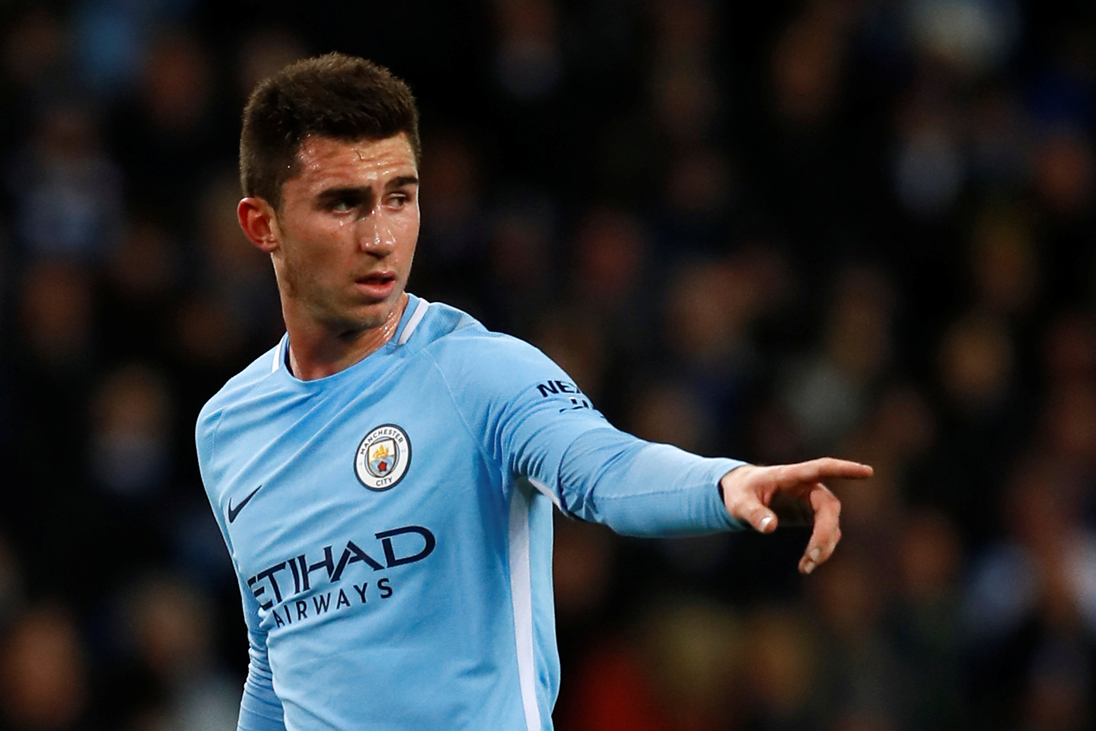 Manchester city transfers list 2018 man city new player for Laporte news