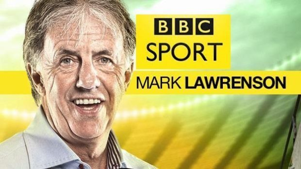 Lawro's predictions for this week games - week's football