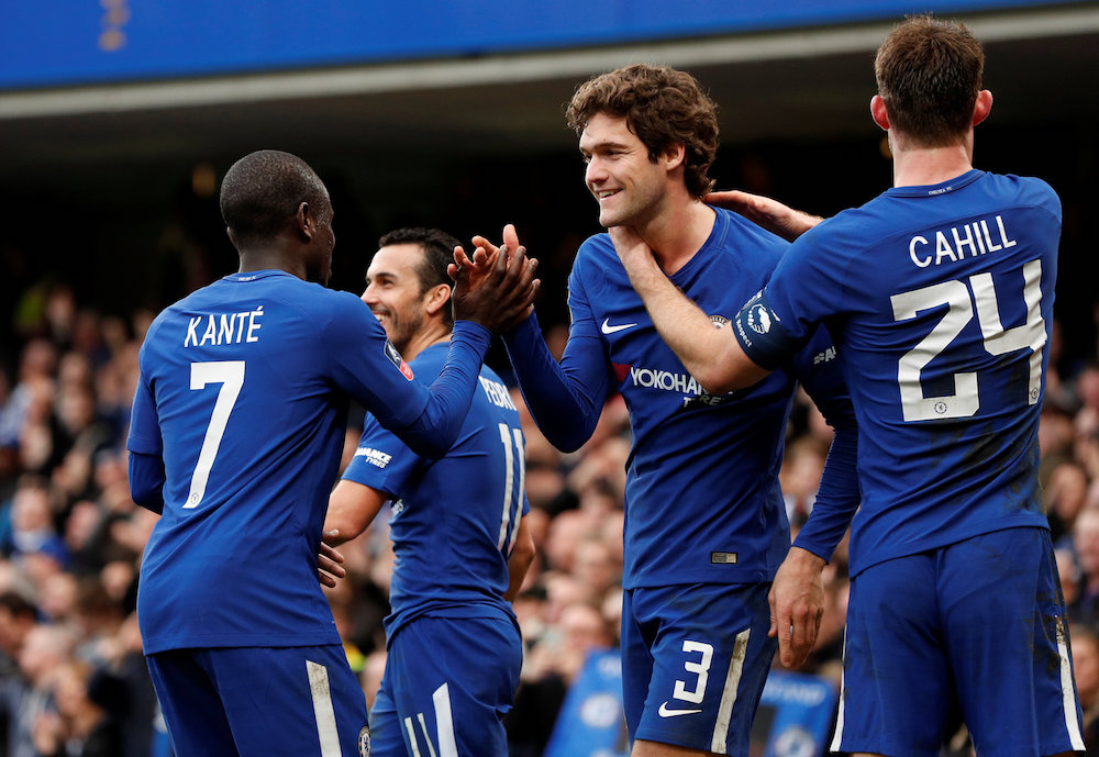 New players coming to Chelsea
