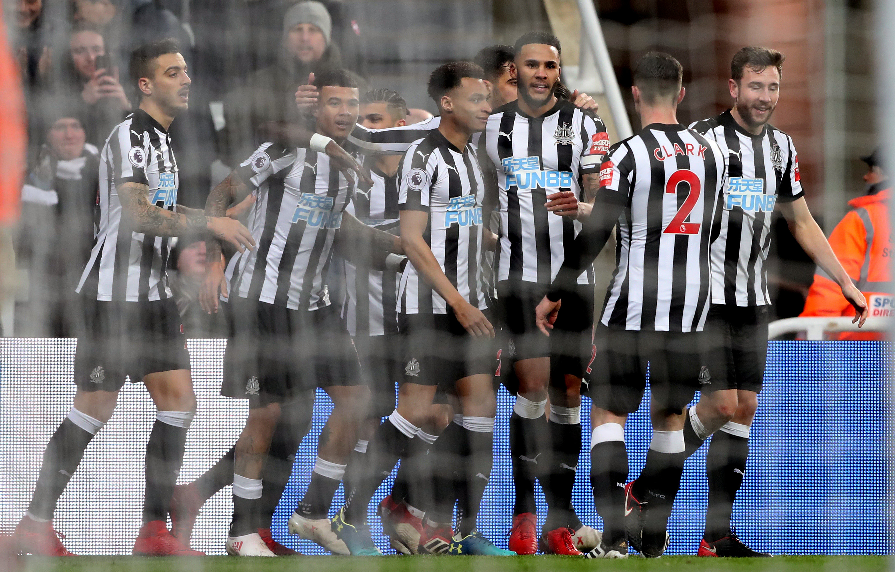 Newcastle United transfers 2019