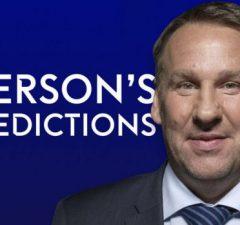 Paul Merson Premier League predictions