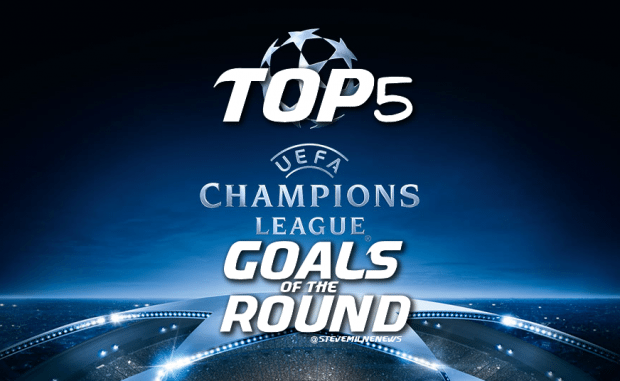 Best Champions League Goals