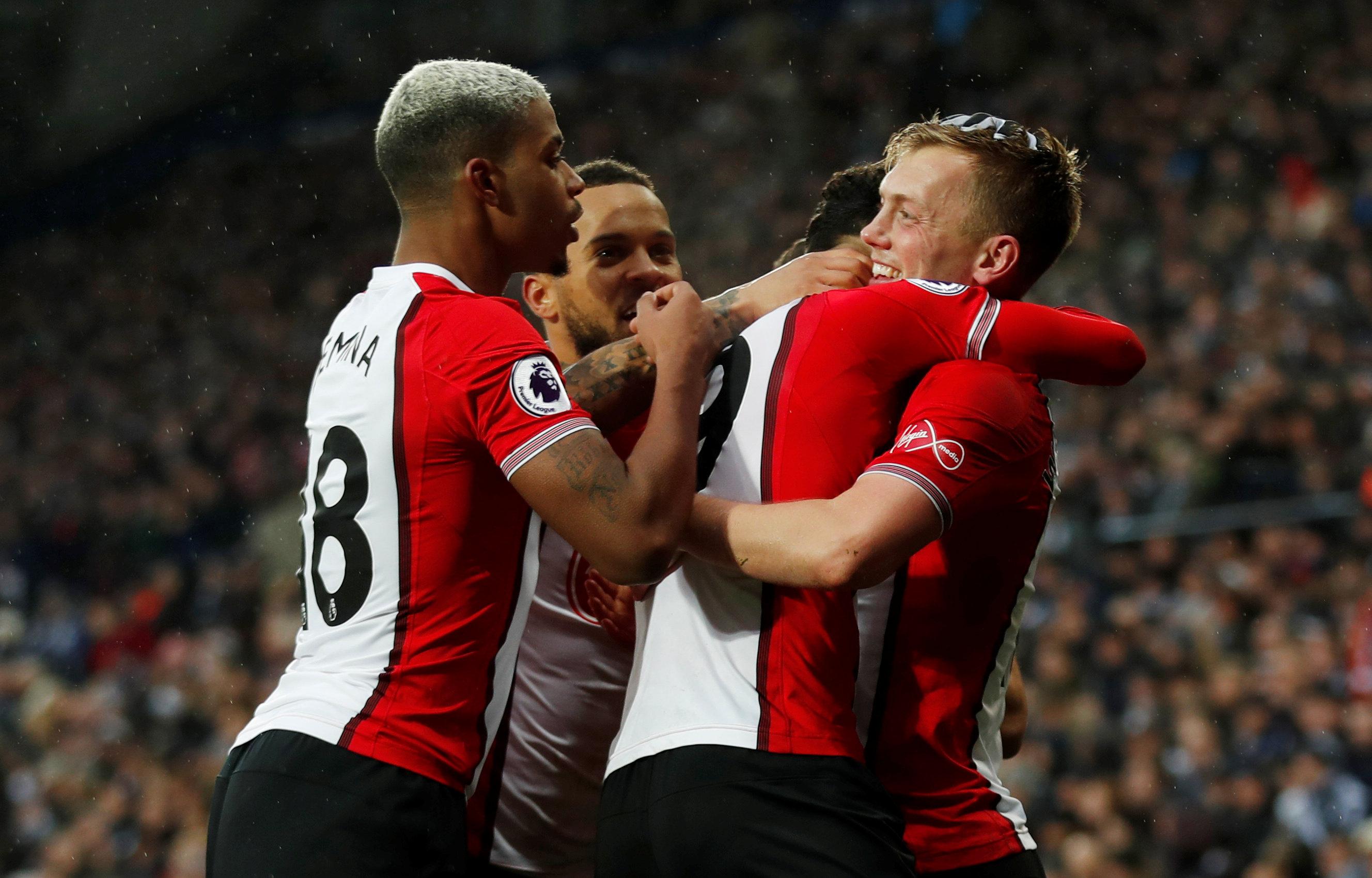 Southampton FC Squad 2019