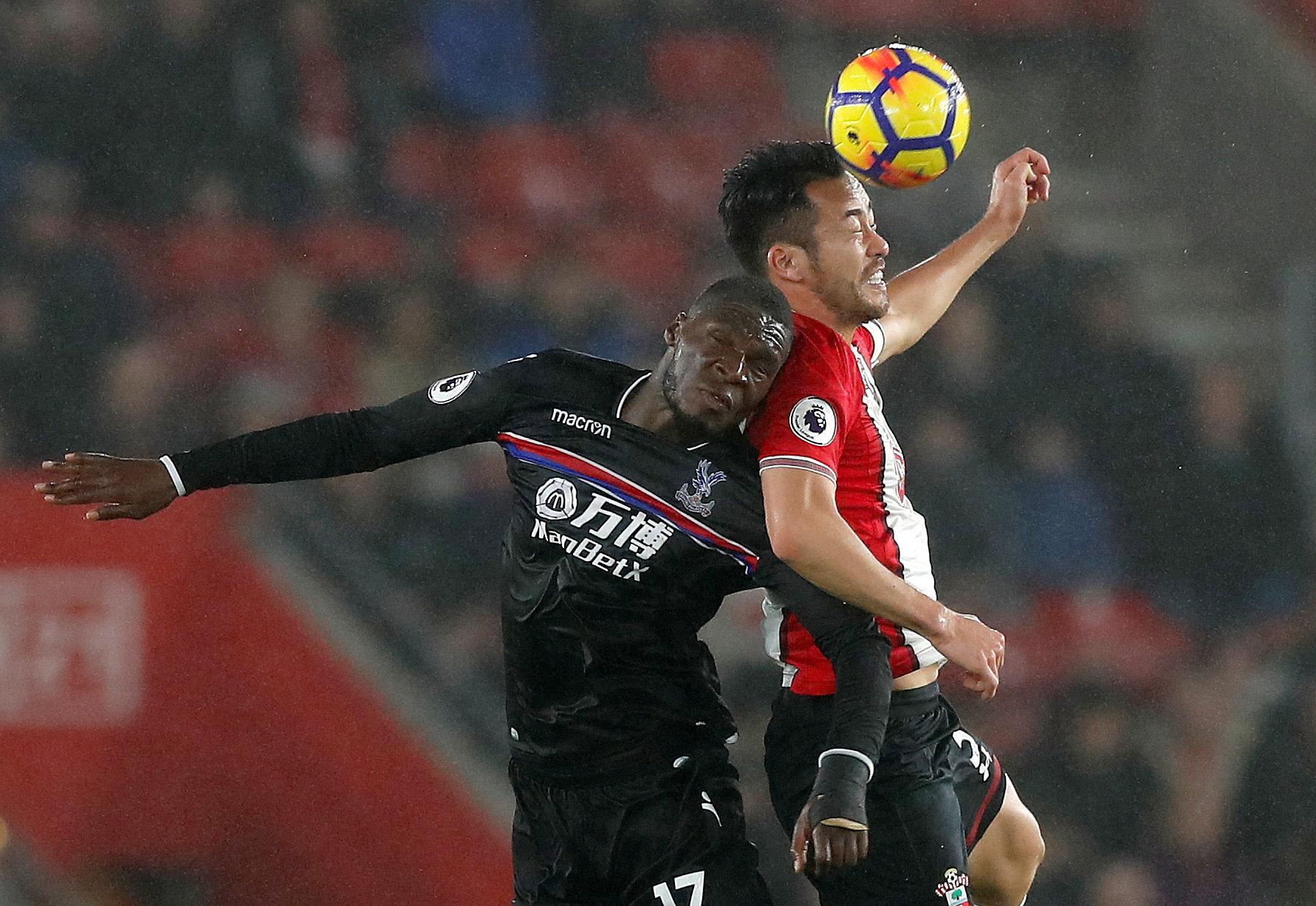 Southampton FC first team 2019