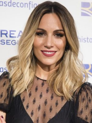 Top 10 Hottest Football Players WAGS - Edurne