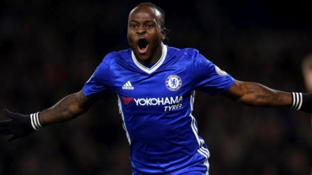 Predicted Chelsea starting line-up vs. Nottingham Forest, Victor Moses, Chelsea FC