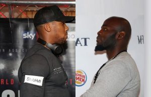 Anthony Joshua vs Carlos Takam Weight-In Link UK TV Channel