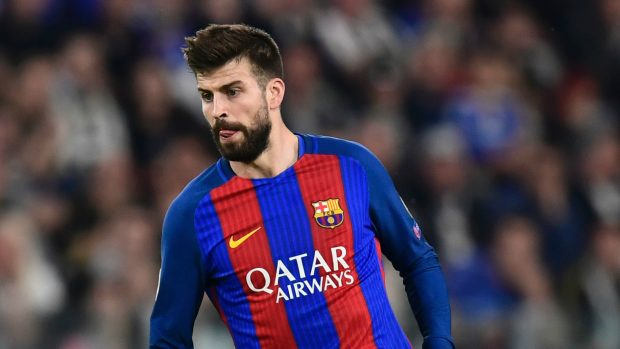 Barcelona Squad, Team, All Players 2017 2018 Pique