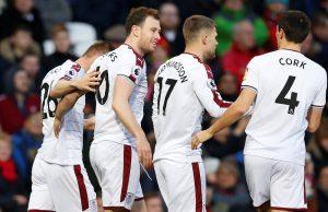 Burnley FC squad 2018