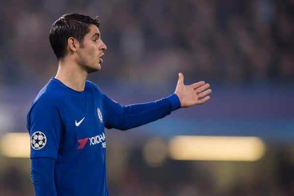 Chelsea star Alvaro Morata admits he never wanted to leave former club