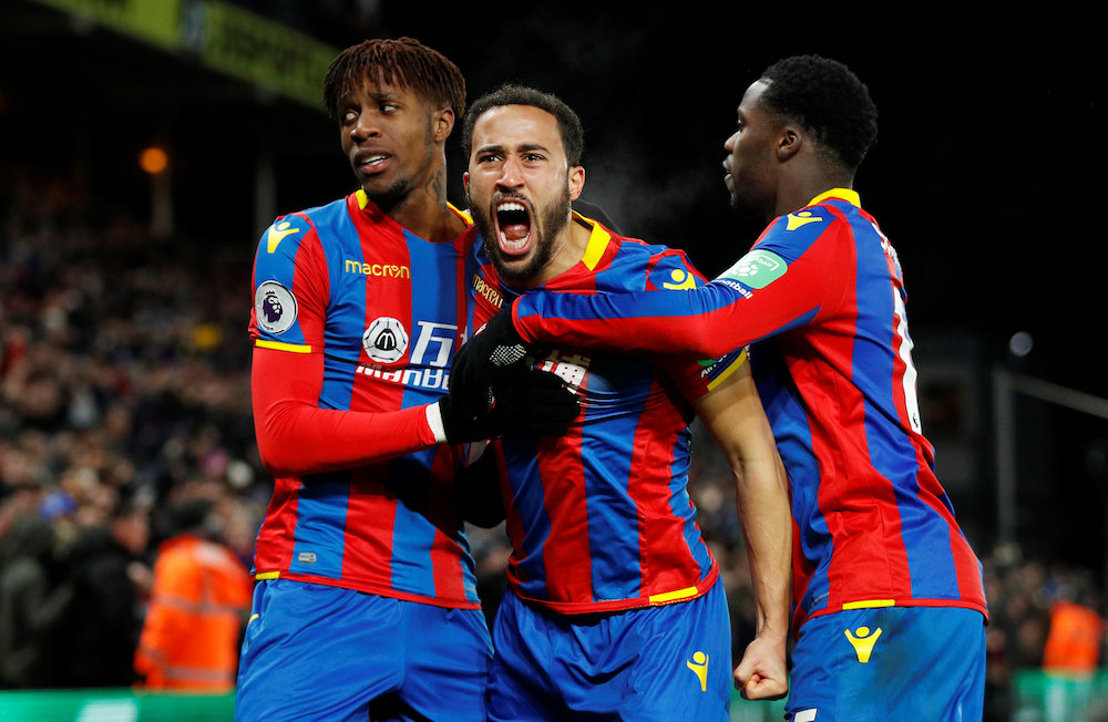 Crystal Palace Players Salaries 2020- Zaha