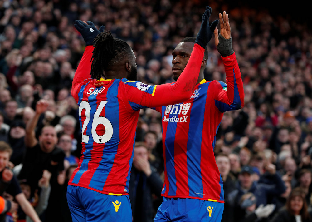 Crystal Palace Salaries 2020- Benteke