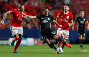 Manchester United vs Benfica Predictions