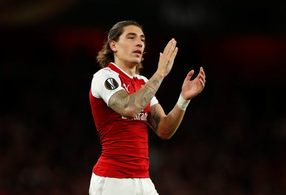 Bellerin is one of the Manchester United vs Arsenal combined XI