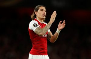 Predicted Arsenal starting line-up vs Everton Hector Bellerin