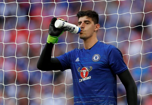 Predicted Chelsea starting line-up vs Watford Courtois