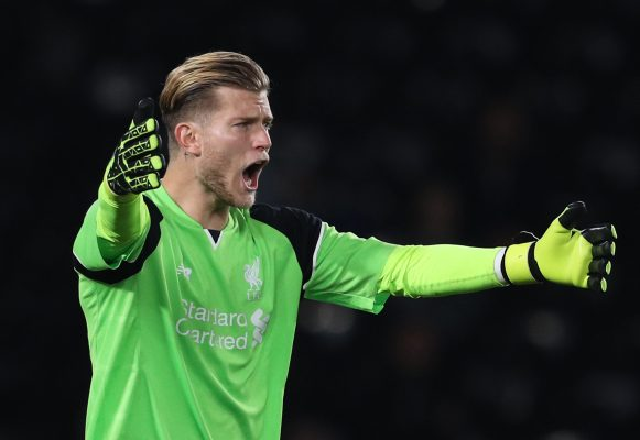 Predicted Liverpool starting line-up vs Spartak Moscow Karius