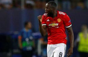 Predicted Manchester United starting line-up lineup Lukaku