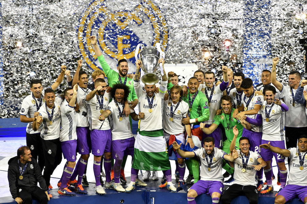 Real Madrid Players Salaries 2019 (Weekly Wages)