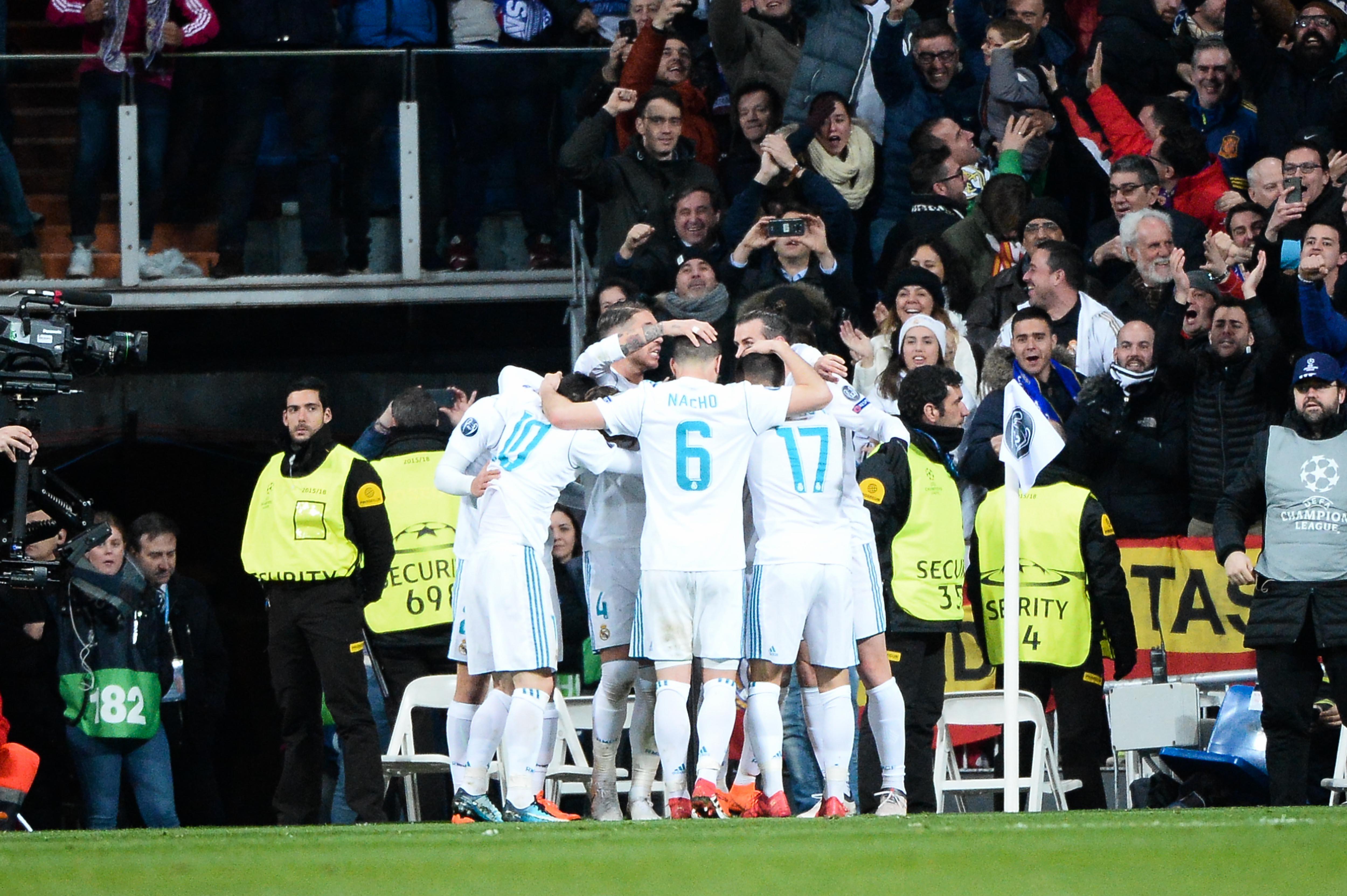 Real Madrid squad