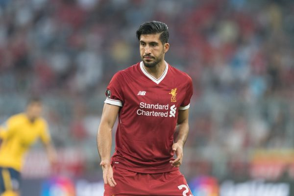 Top 10 Players Who Will Be Free Agents In 2018 Emre Can