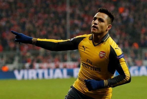 Top 5 Chelsea targets for the January transfer window Alexis