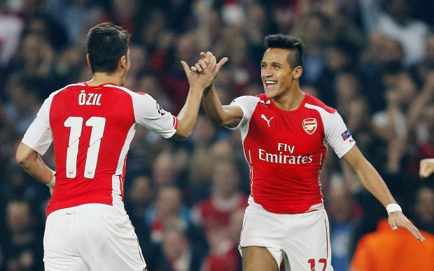 """""""Alexis and Ozil are going nowhere"""" - Arsenal defender"""