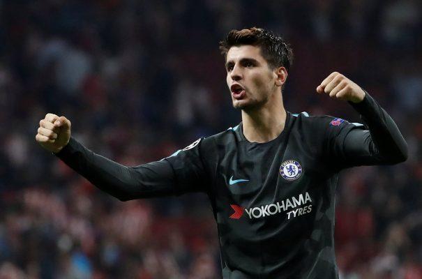 "Alvaro Morata: ""I chose Chelsea over Manchester United"""