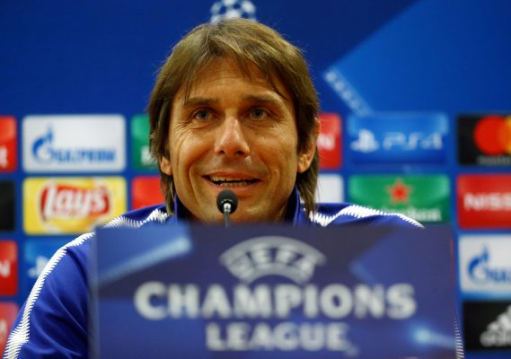 Antonio Conte charged by the FA with misconduct