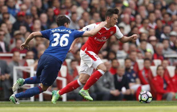 Arsenal vs Manchester United Predictions