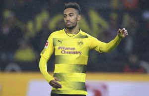 Aubameyang suspended by Dortmund amid Premier League interest