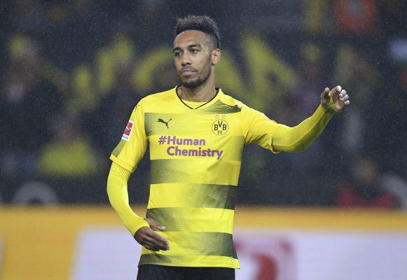 Aubameyang suspended by Dortmund amid Premier League interest