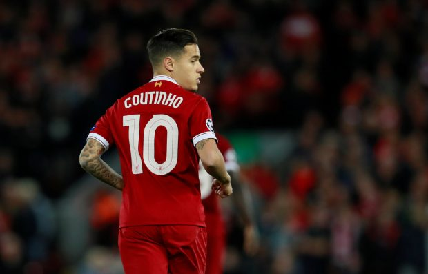 Barcelona 'agree personal terms with Philippe Coutinho'