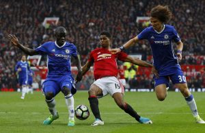 Chelsea vs Manchester United - Top 5 Betting Tips Rashford Kante Luiz