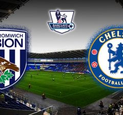 Confirmed: Official Chelsea starting line-up vs West Brom