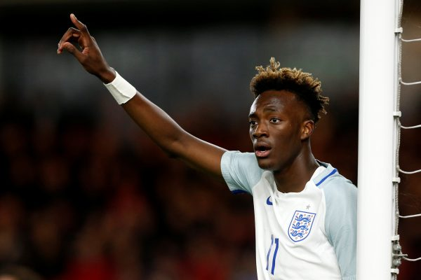 Chelsea youngster called up to the England squad