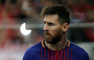 Top 10 Best Top Performing Footballers Lionel Messi 2018
