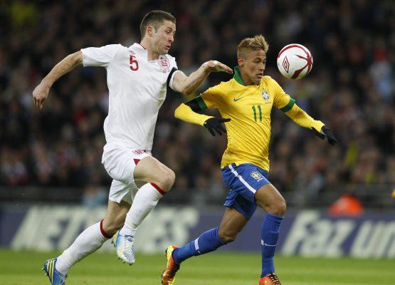 England vs Brazil Predictions Neymar