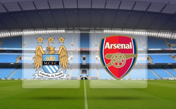 Manchester City vs Arsenal H2H Record Results Scores