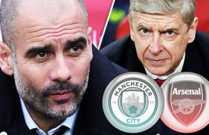 Manchester City vs Arsenal Head To Head Record & Results