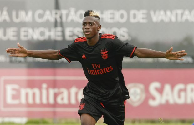 Manchester United beat Real Madrid to £5million wonderkid
