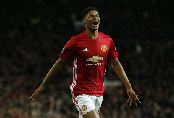 "Marcus Rashford: ""USA star was my idol growing up"""