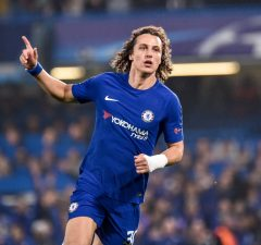 Predicted Chelsea XI vs Qarabag David Luiz