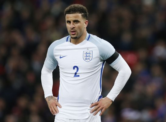 Predicted England starting lineup vs Brazil Walker