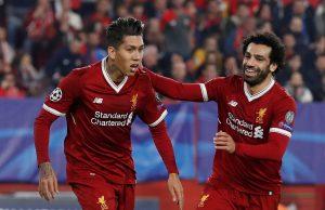 Predicted Liverpool XI vs Chelsea Firmino Salah