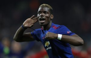 Predicted Manchester United line-up Pogba