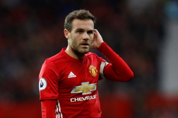 Predicted Manchester United starting line-up vs Chelsea Mata